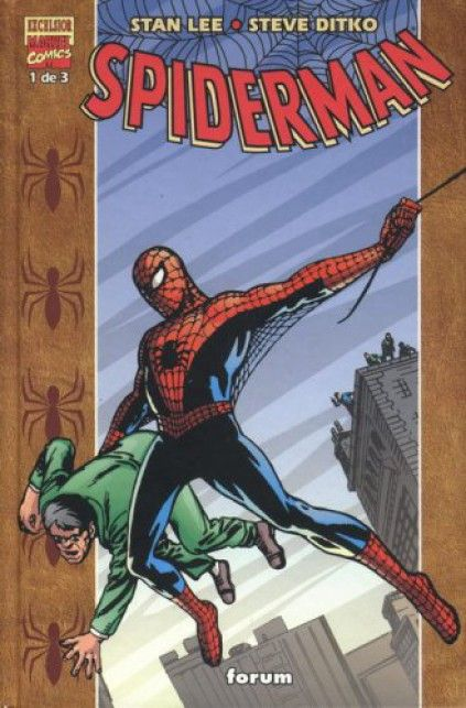 SPIDERMAN DE STAN LEE Y Y STEVE DITKO (COMPLETA)