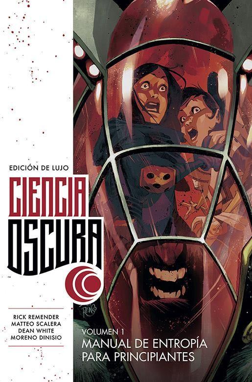 CIENCIA OSCURA EDICIÓN DE LUJO 01