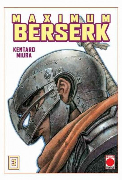 MAXIMUM BERSERK 03