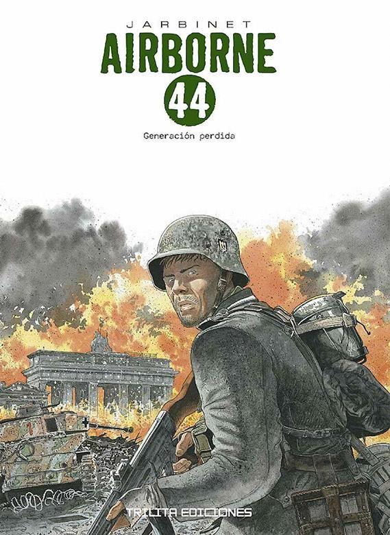 Airborne 44 Vol. 04. Generación perdida (Integral)