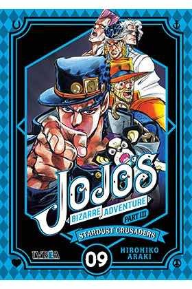 JOJO'S BIZARRE ADVENTURE. PART III : STARDUST CRUSADERS 09