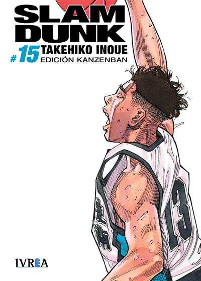 Slam Dunk Edición Kanzenban 15