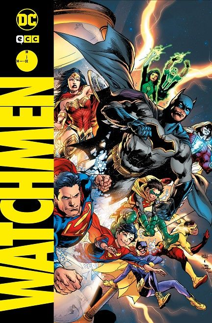 Coleccionable Watchmen 14 (de 20)