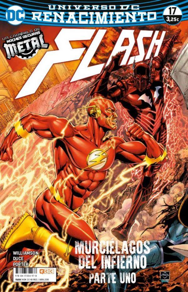 Flash núm. 17 (Renacimiento)