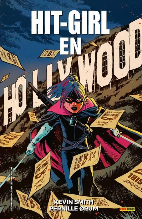 HIT-GIRL 04. EN HOLLYWOOD
