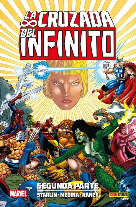 Colección Jim Starlin 12. La Cruzada del Infinito: Segunda parte