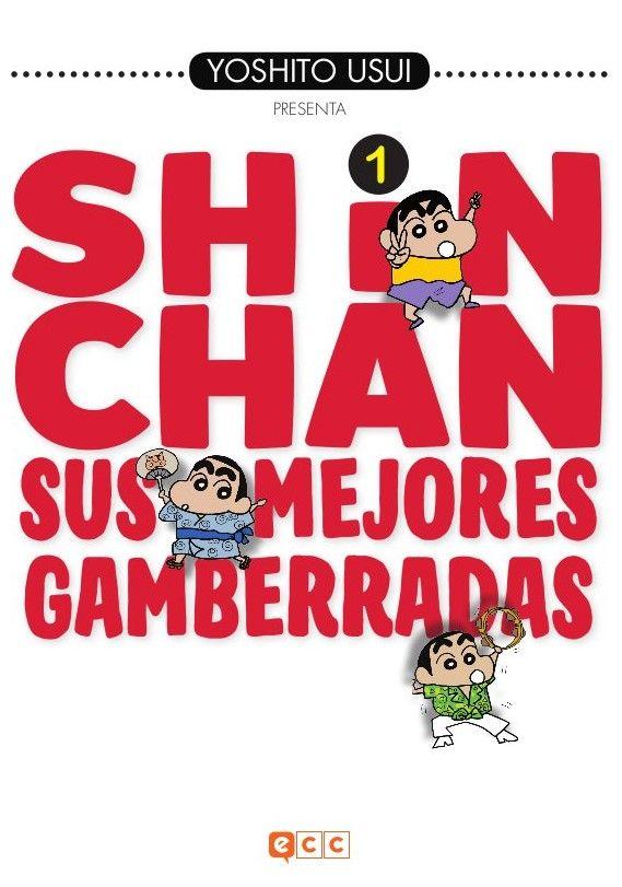 SHIN CHAN: Sus mejores gamberradas 01