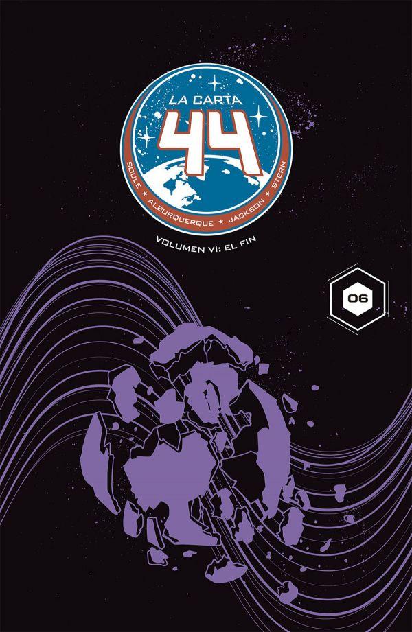 LA CARTA 44 06 (DE 06)