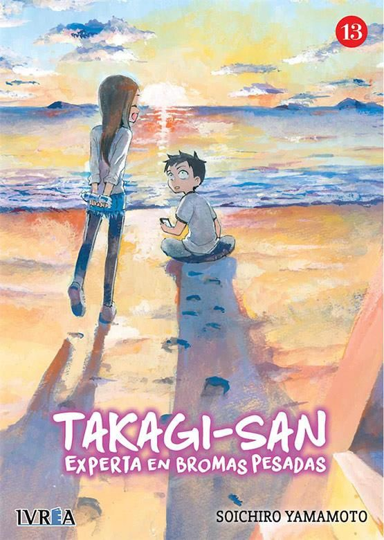 Takagi-san. Experta en bromas pesadas 13