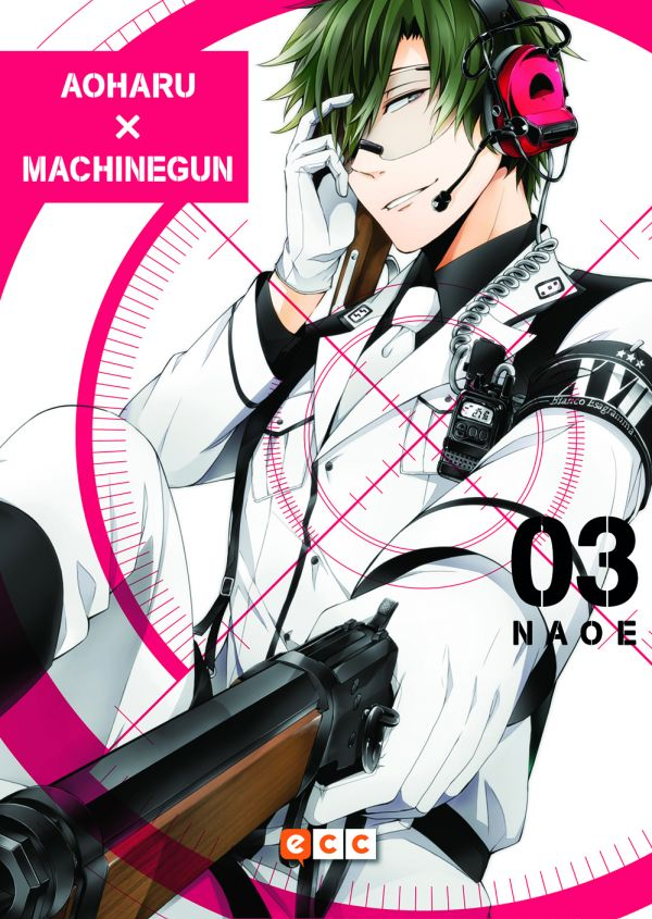 Aoharu x Machinegun 03
