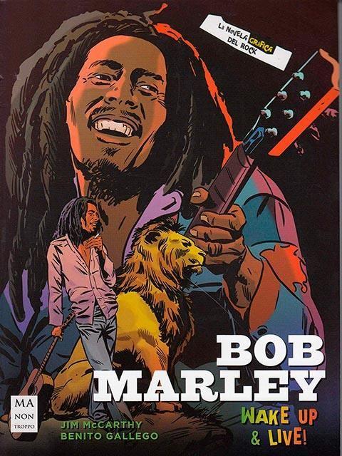 Bob Marley. La novela gráfica
