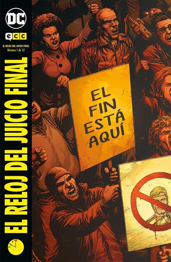 EL RELOJ DEL JUICIO FINAL (SERIE COMPLETA)