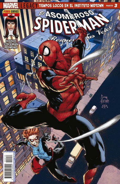 El Asombroso Spiderman: Renueva Tus Votos  18