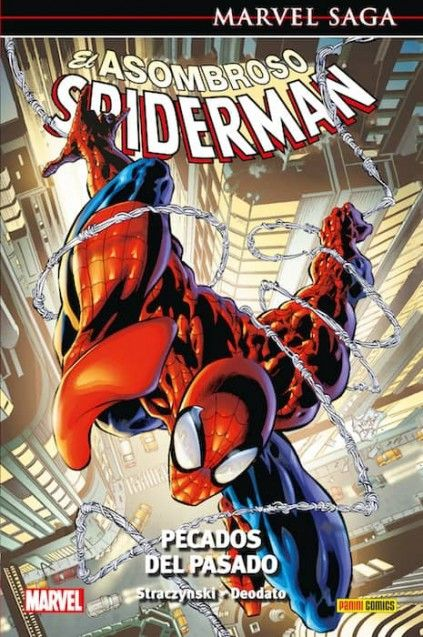 MARVEL SAGA. SPIDERMAN 06