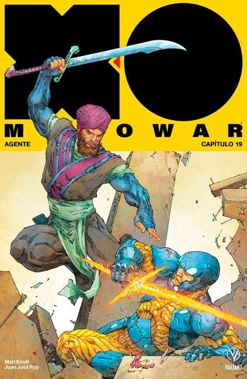 X-O MANOWAR 19