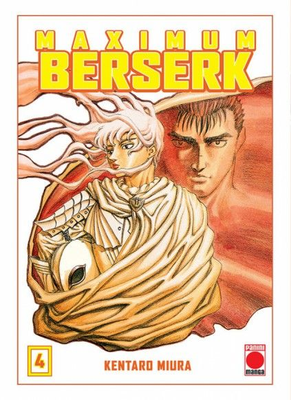 MAXIMUM BERSERK 04