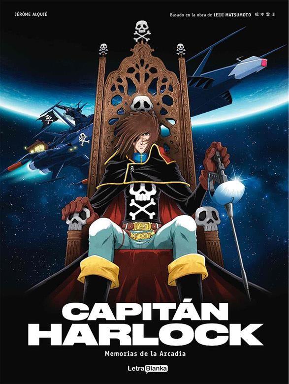 Capitán Harlock: Memorias de la Arcadia 01 (de 3)