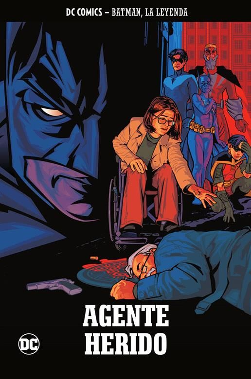 Batman, la leyenda 25: Agente herido