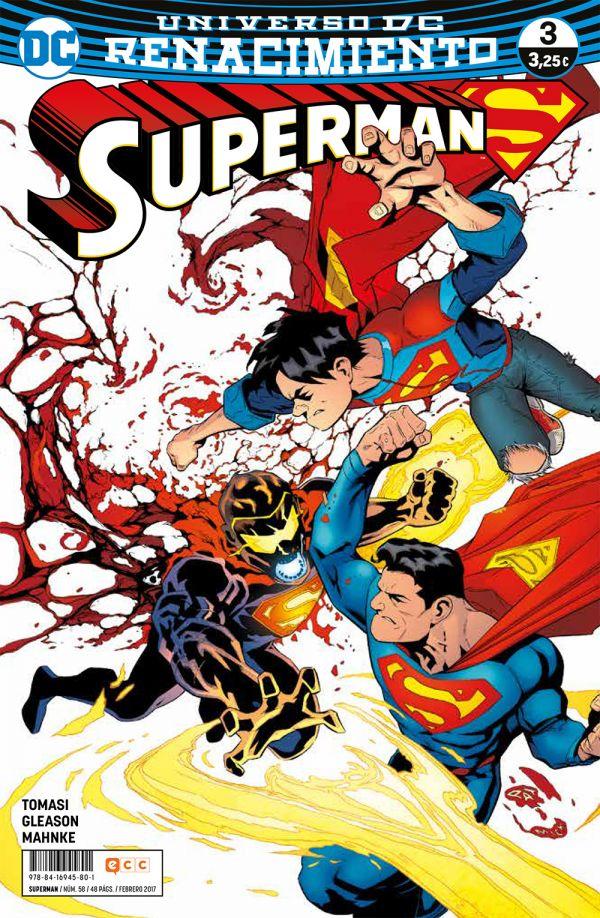 Superman núm. 03 (Renacimiento)