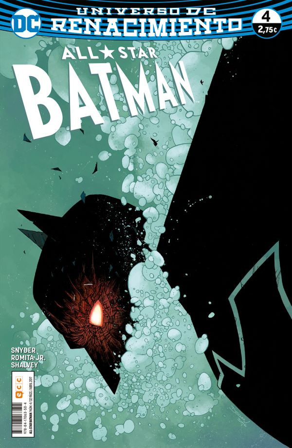 All-Star Batman núm. 04 (Renacimiento)