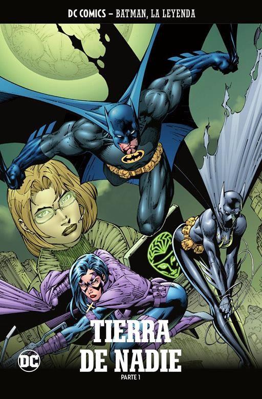 Batman, la leyenda 61: Tierra de nadie 01