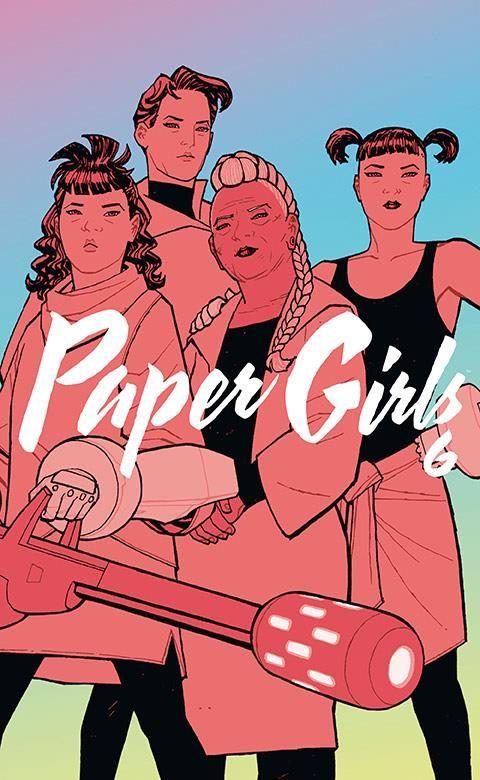 PAPER GIRLS 06 (TOMO)