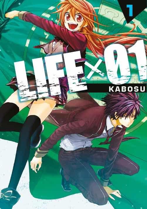LIFEX01 VOL.01