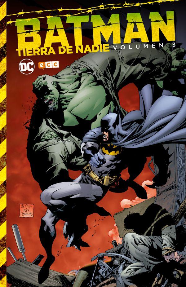 Batman: Tierra de nadie vol. 03