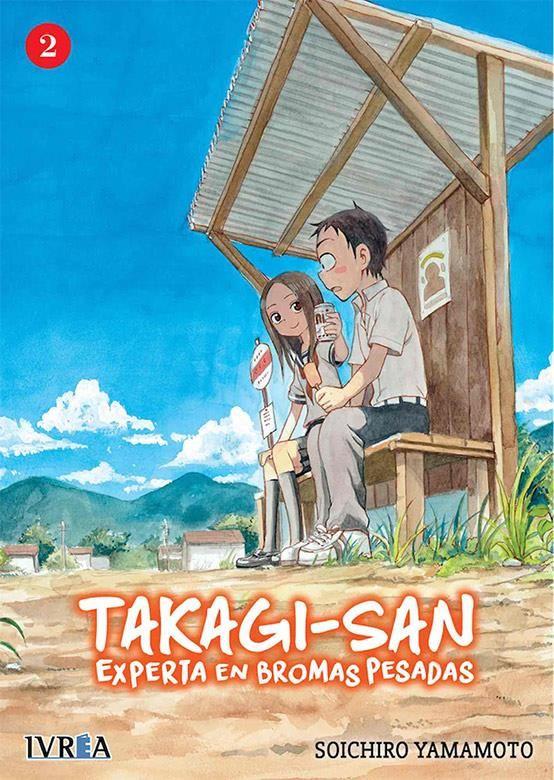 Takagi-san. Experta en bromas pesadas 02