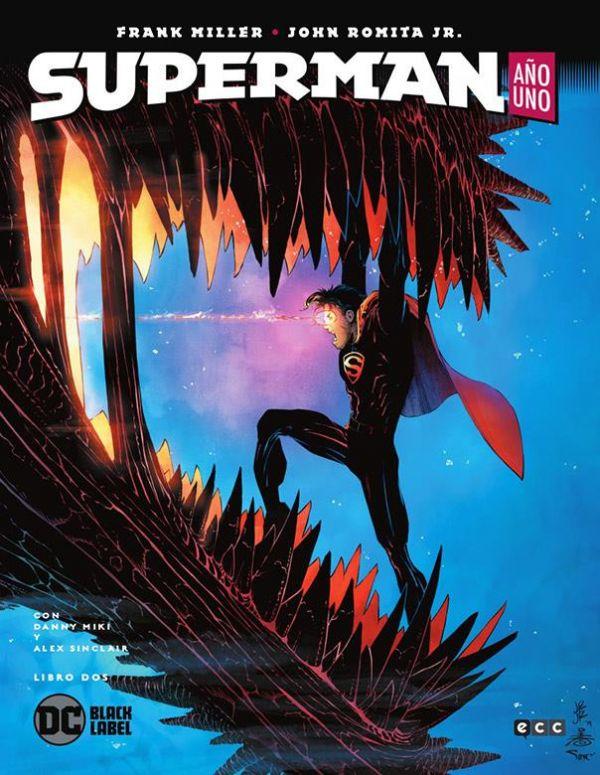 SUPERMAN AÑO UNO. LIBRO 02