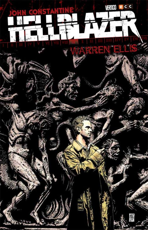 Hellblazer: Warren Ellis