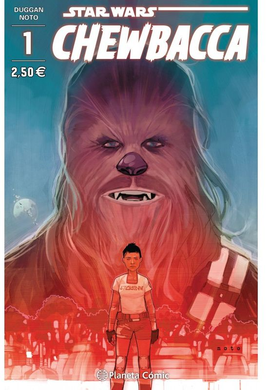 Star Wars: Chewbacca (Completa)