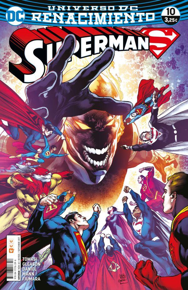 Superman núm. 10 (Renacimiento)