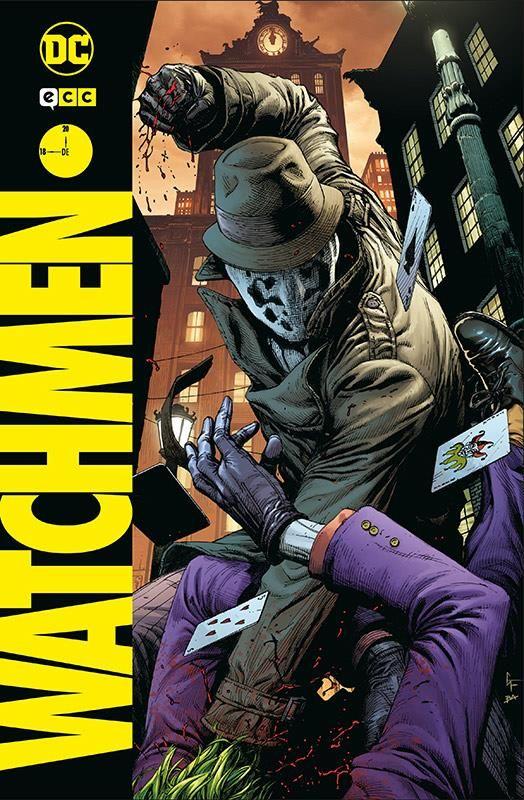 Coleccionable Watchmen 18 (de 20)