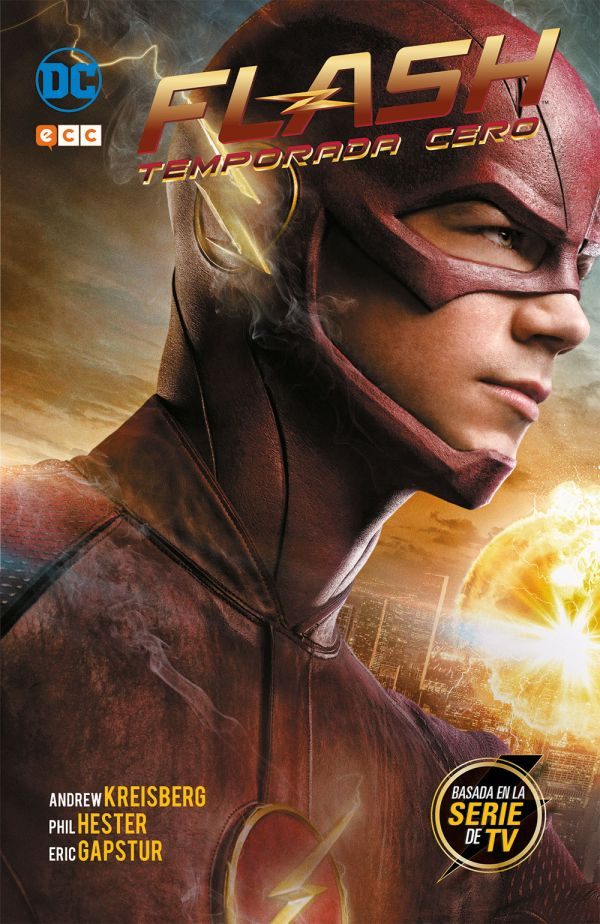 Flash: Temporada cero (Edición cartoné)