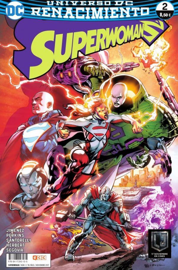 Superwoman núm. 02 (Renacimiento)