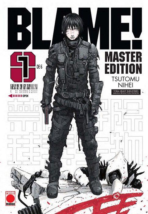 BLAME! MASTER EDITION 01