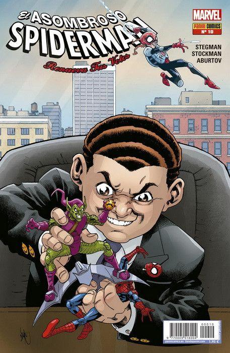 El Asombroso Spiderman: Renueva Tus Votos 10