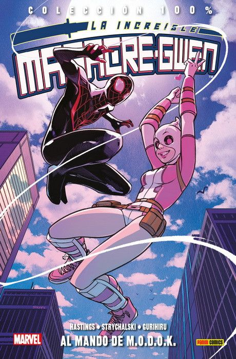 100% Marvel. La Increíble Masacre-Gwen 02
