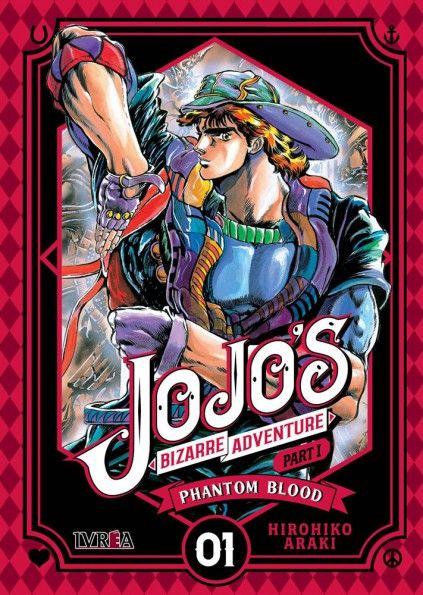 JOJO'S BIZARRE ADVENTURE. PART I : PHANTOM BLOOD 01