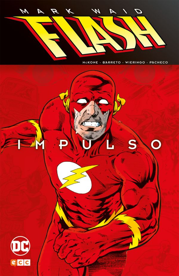 Flash de Mark Waid 03: Impulso