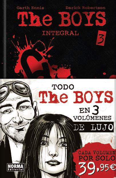 The Boys integral vol. 03 (de 3)
