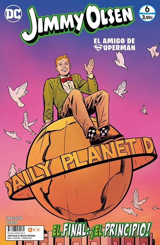 Jimmy Olsen, el amigo de Superman 06 (de 6)
