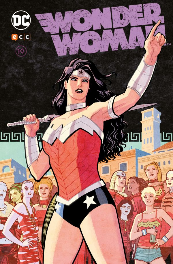 Wonder Woman Coleccionable 10