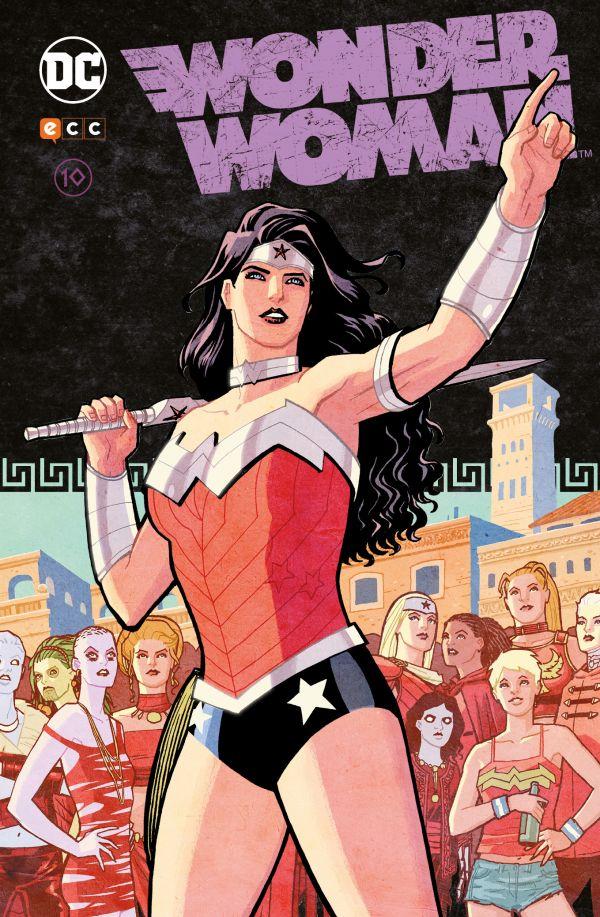 Wonder Woman Coleccionable 10
