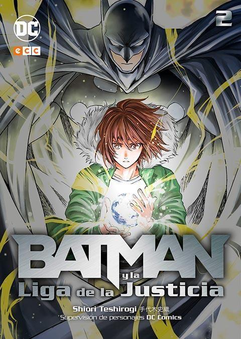 BATMAN Y LA LIGA DE LA JUSTICIA 02
