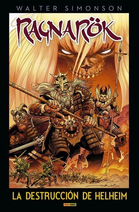 RAGNARÖK 03: LA DESTRUCCIÓN DE HELHEIM