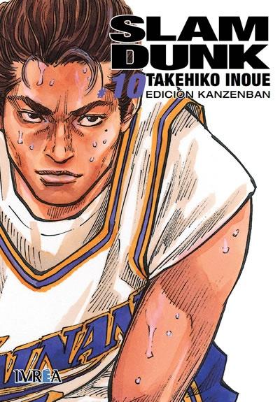 Slam Dunk Edición Kanzenban 10