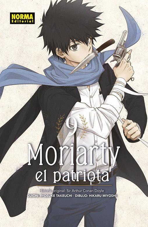 MORIARTY, EL PATRIOTA 09