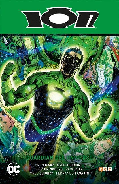 GREEN LANTERN SAGA: IÓN GUARDIÁN DEL UNIVERSO